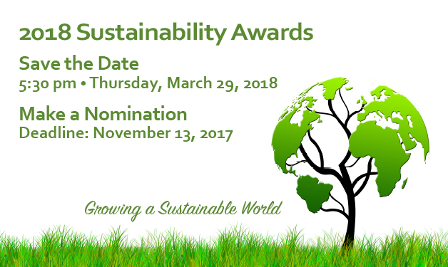 2018 Sustainability Awards