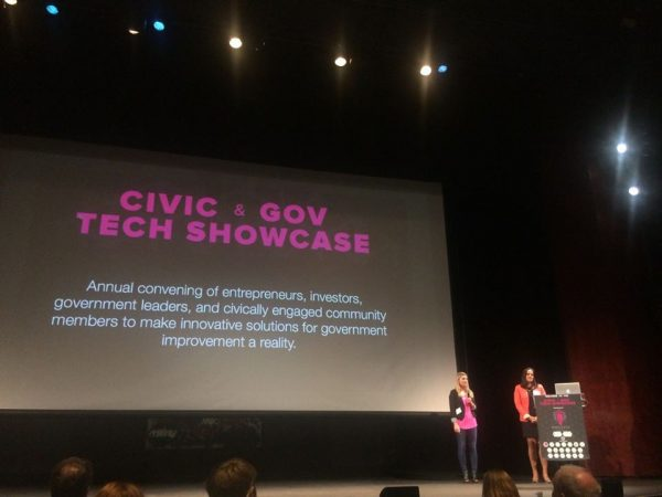 Civic and Gov Tech Showcase