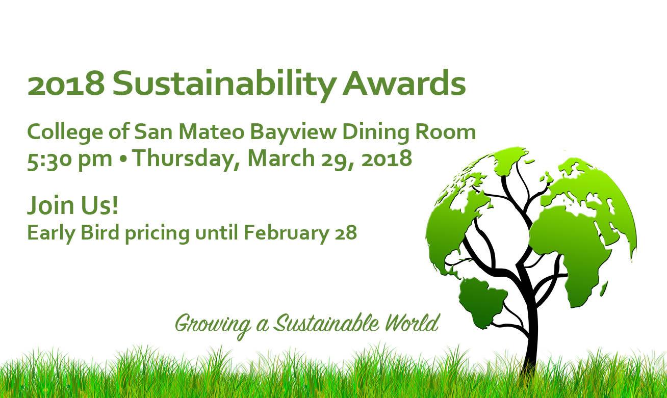 2018 Sustainability Awards SSMC